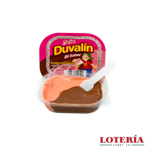 Duvalin Bi Sabor Strawberry/ Hazelnut