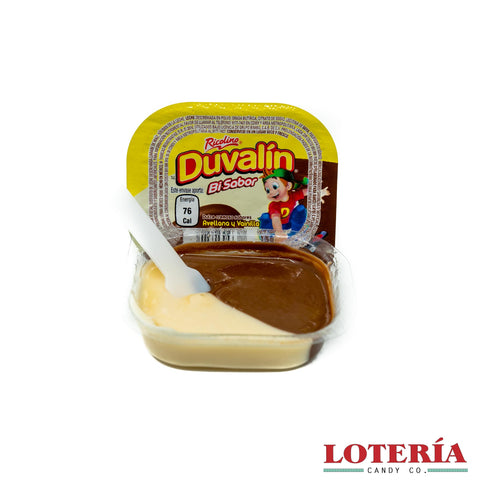 Duvalin taste like flavored frostings but less sweet.