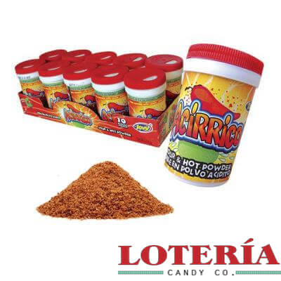 Jovy Acirrico Chili Powder 10 Count
