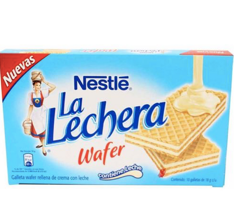 La Lechera Wafer