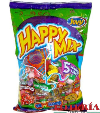 Happy Mix 5lbs