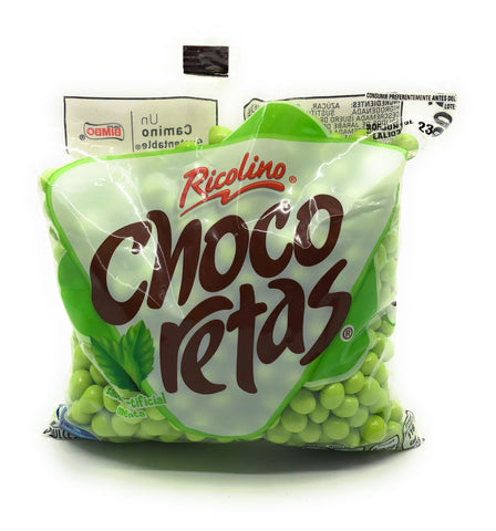 If you are a fan mint chocolate flavor this candy its definitely your numero 1 option.