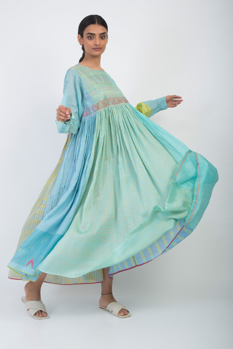 Teej Bijli Dress