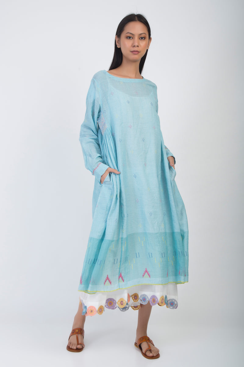 Teej Bindu Dress