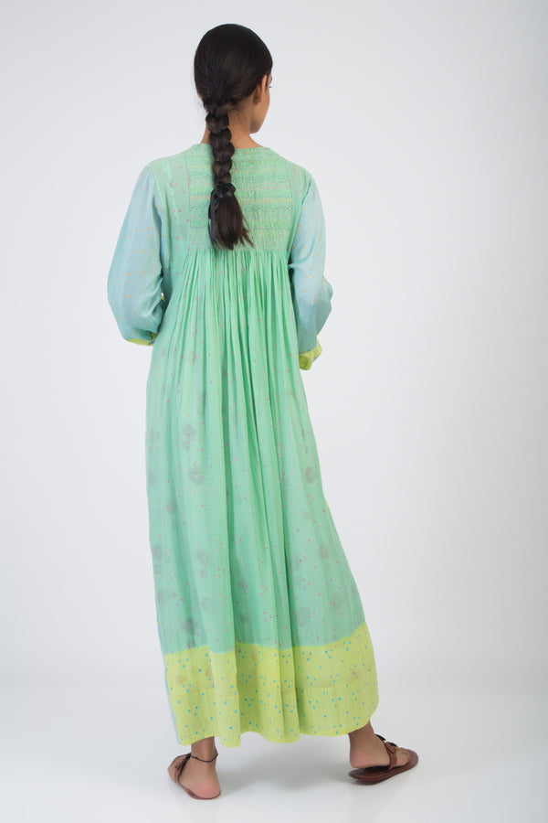 Teej Dhiti Dress