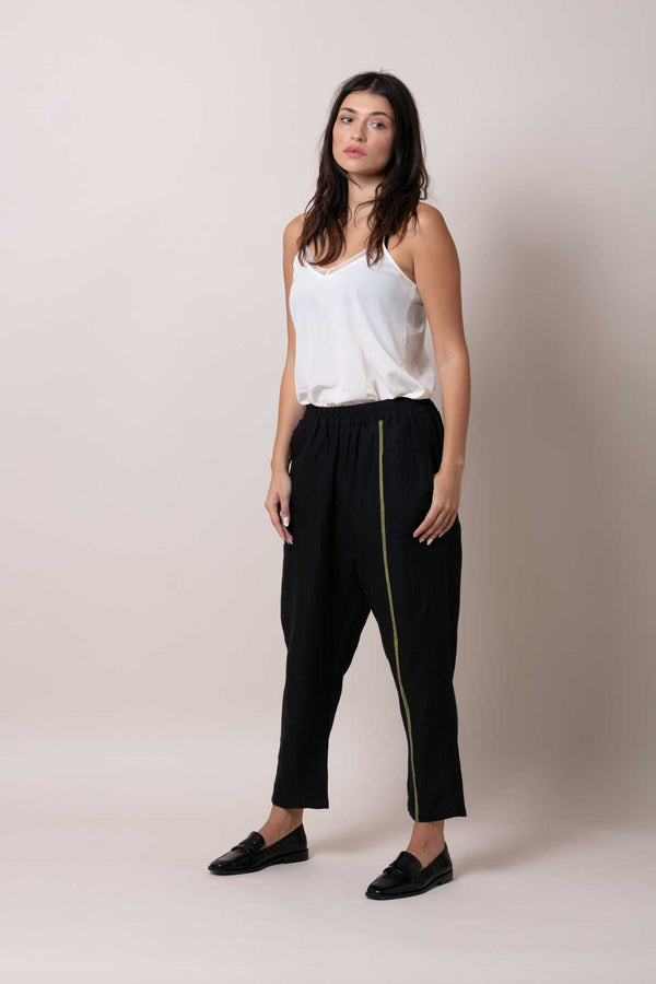 Agnes Straight Pants