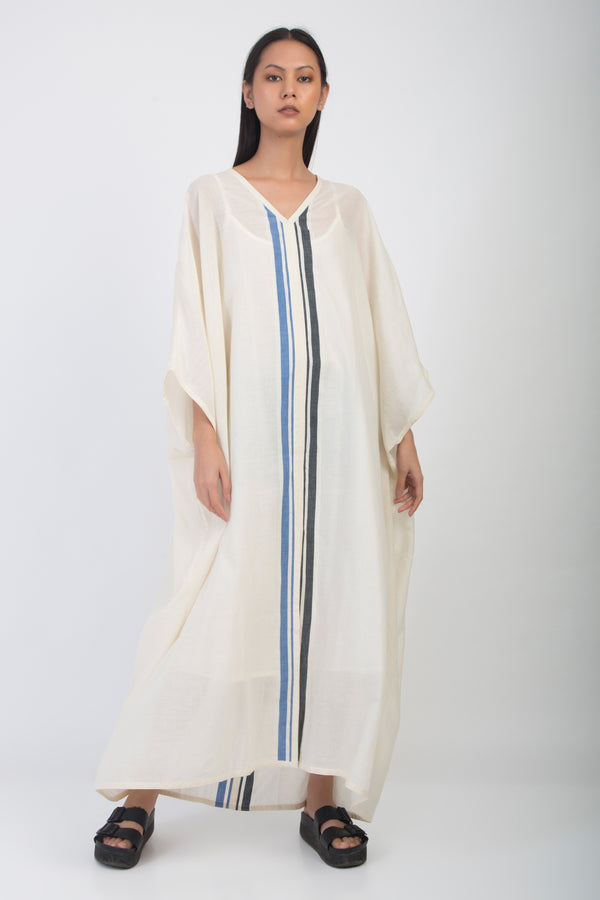 Usha Striped Kaftan