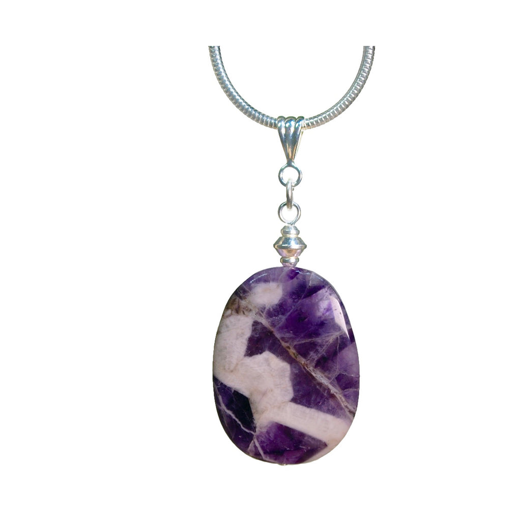 Cape Amethyst Purple Necklace