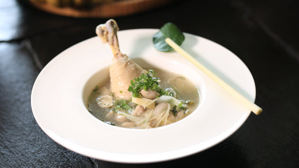 Chicken Soup - Does it help with colds?