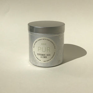 REVIVE Tin Candle - PUR Candles