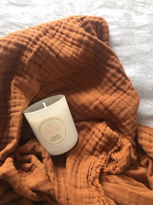 LOVE single wick candle