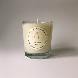 SOOTHE single wick candle