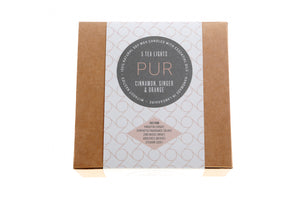 WARM tea lights - PUR Candles