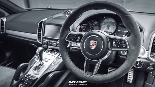 PORSCHE 991.2 Steering Wheel upgrade