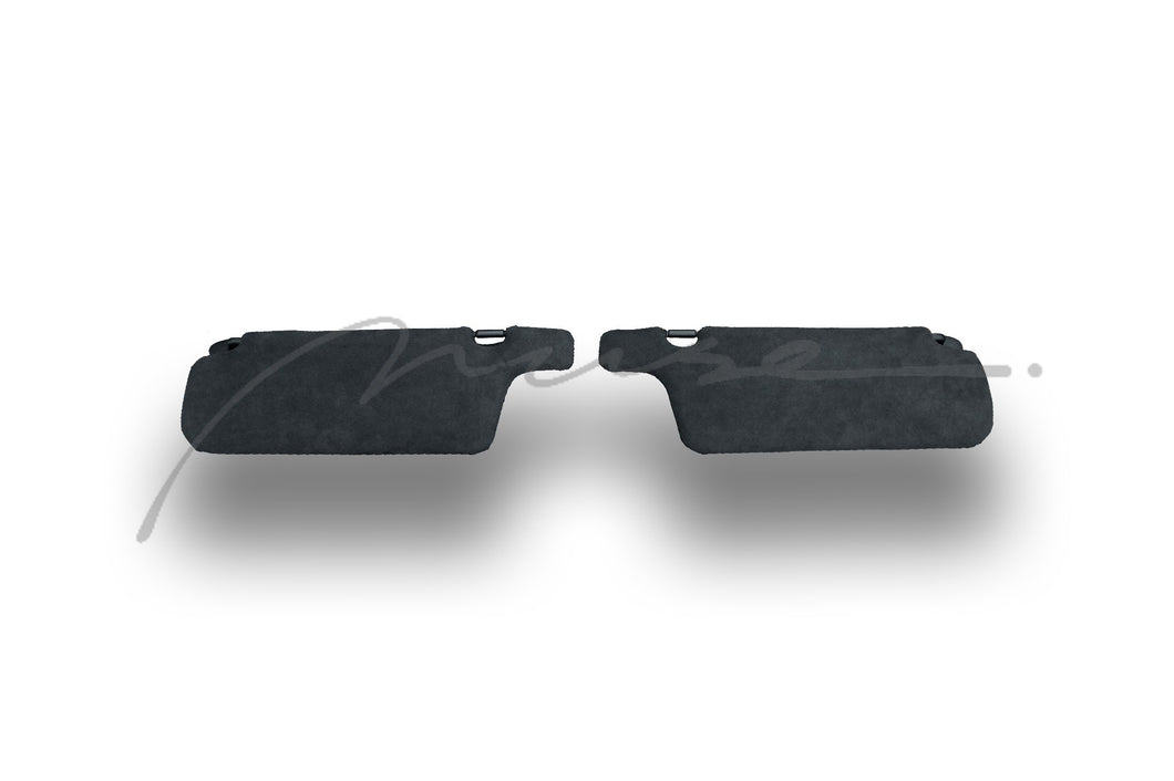 MUSE for NISSAN GTR R32 Alcantara Sunvisors (1 set)