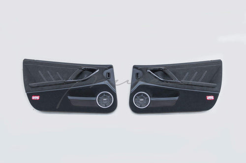 MUSE NISSAN GTR R35 Alcantara MY17 Door Cards Upgrades (a pair)