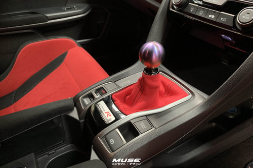 MUSE Japan HONDA FK8 CIVIC TYPE R ALCANTARA Shift Boot