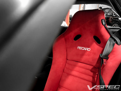 RX7 SPIRIT R FACTORY RECARO KIT