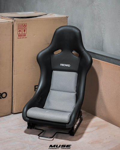 RECARO POLE POSITION INSERTS (A Pair)
