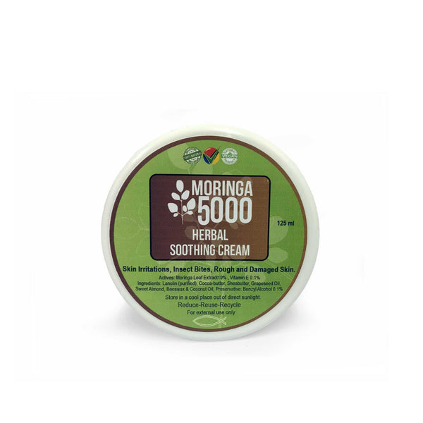 Moringa Herbal Soothing Cream