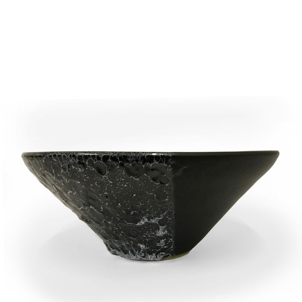 Volcanic Rock Flared Ice Bucket