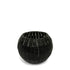 Charcoal Silicone Mosaic Candle Holder - Set of 2