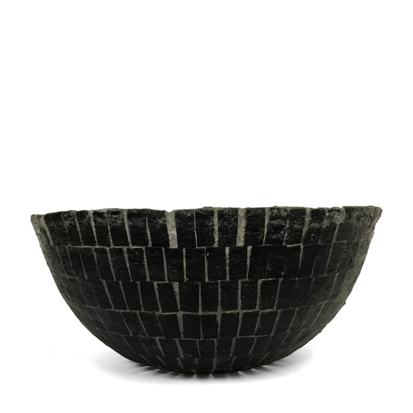 Silicone Mosaic Fruit Bowl