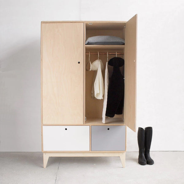 Clifton Wardrobe