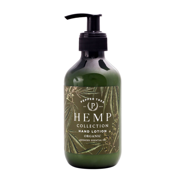 Organic Hemp Hand Lotion