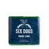 Six Dogs Chocolate - Dark Lime