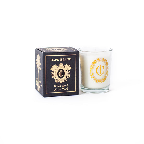 Black Gold Candle