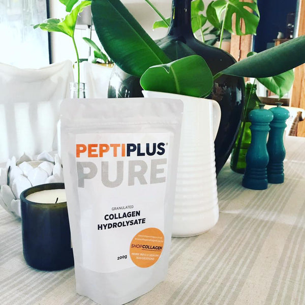 PeptiPlus Pure - Granulated Collagen