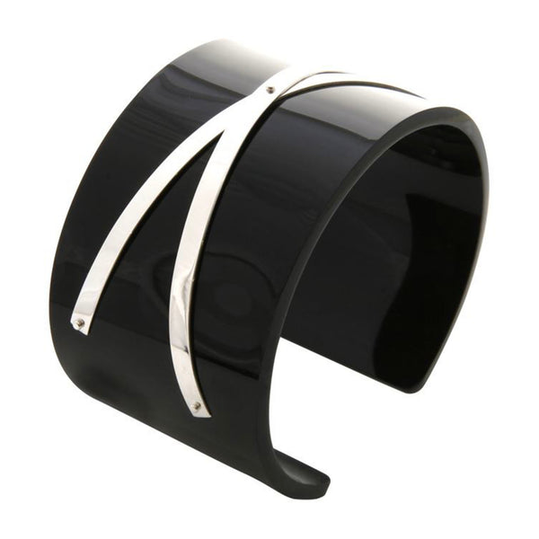 Sterling Silver Strip Cuff