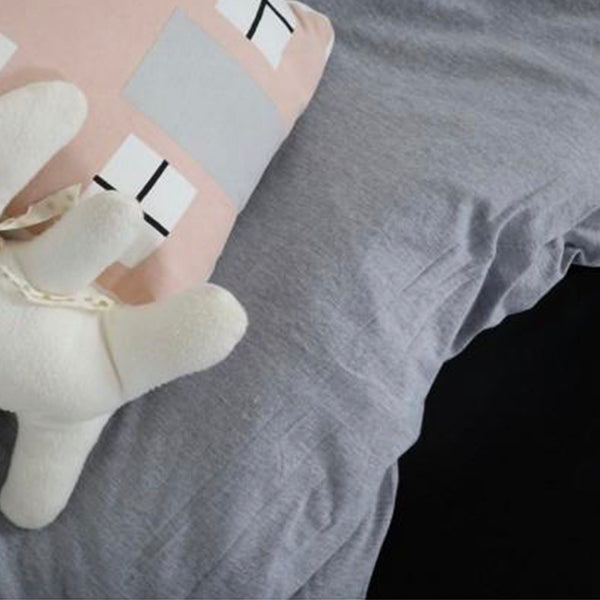 Cot T-Shirt Fitted Sheet