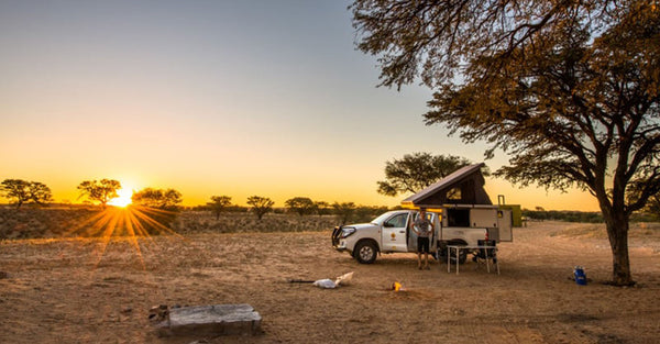Explore Africa on your Own Overlanding Adventure