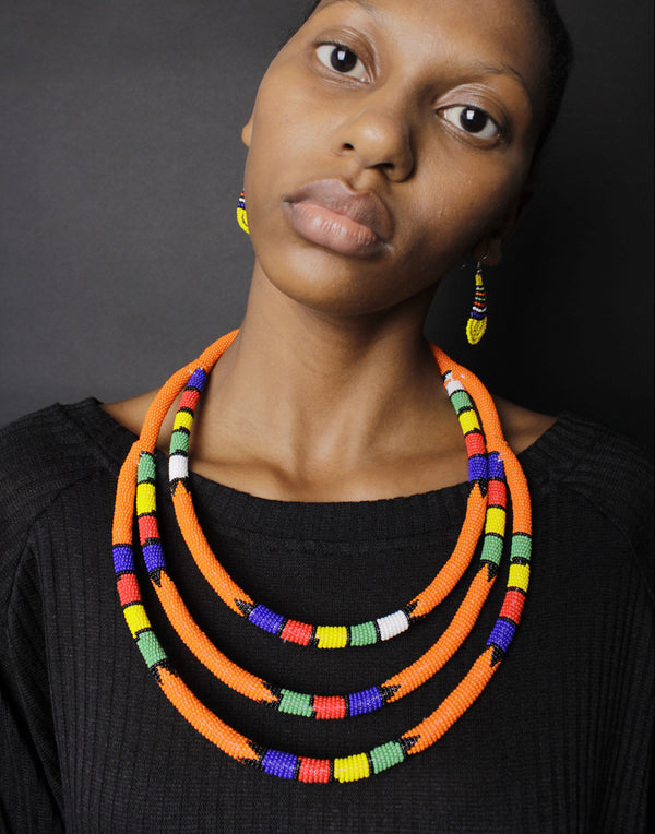 Afri Neck Piece