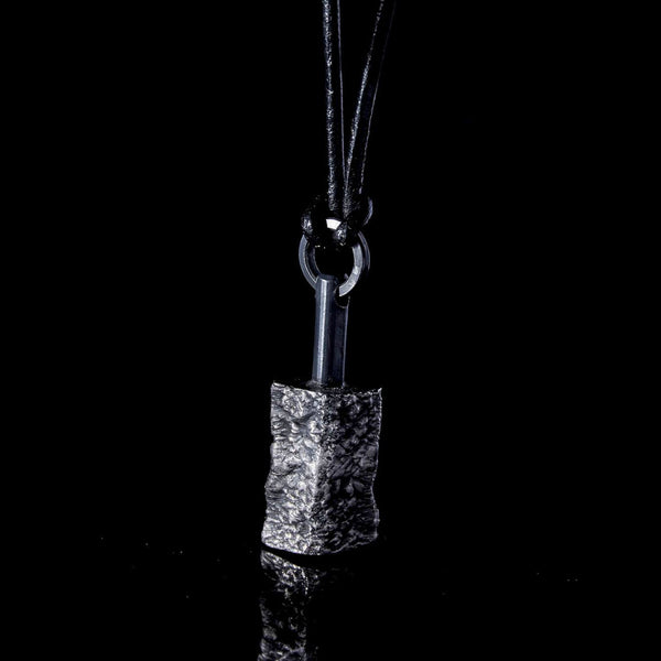 Smashed Bar Pendant