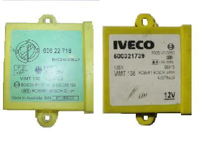 Software module 4 – Alfa Romeo; Iveco CODE1 immobox Bosch