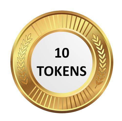 Sonderhash 10 tokens