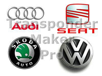 Software module 152 – VW Seat Skoda Audi new CAN transponder
