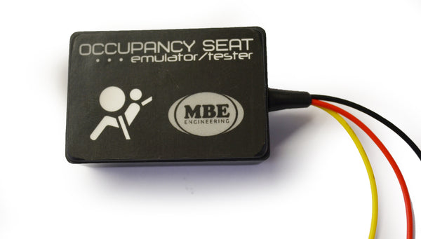 US BMW E60/E90 seat occupancy emulator