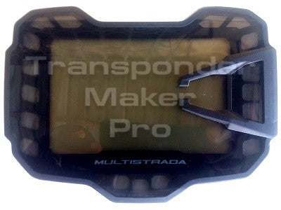 Software module 205 – Ducati Multistrada dashboard MAE