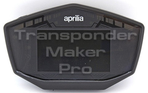 Software module 207 – Aprilia dashboard COBO