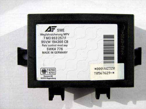 Software module 22 – VW; Skoda; Seat IMMO1 immobox Siemens