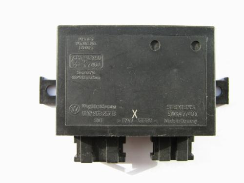 Software module 23 – VW; Seat IMMO2 immobox Siemens