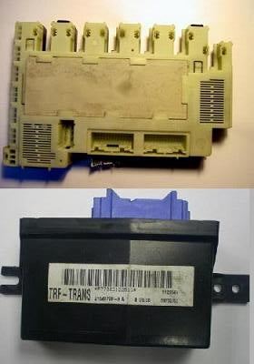 Software module 28 – Renault; Dacia immobox Sagem