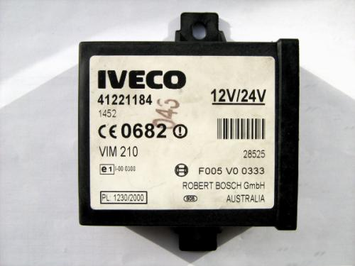 Software module 36 – Iveco Daily/Iveco Truck immobox Bosch