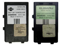 Software module 43 – Nissan; Subaru immobox Siemens