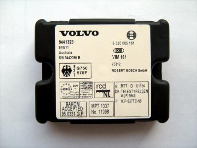 Software module 46 – Volvo IMMO1 immobox Bosch