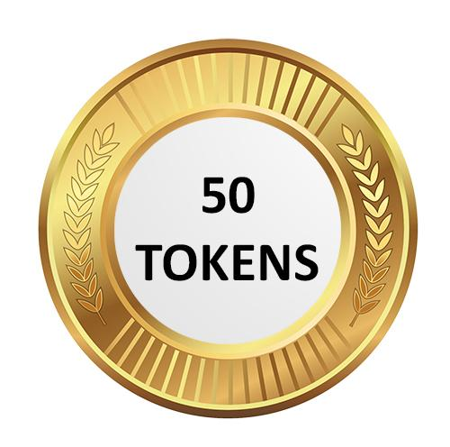 Sonderhash 50 tokens